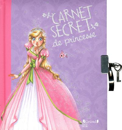 CARNET SECRET DE PRINCESSE