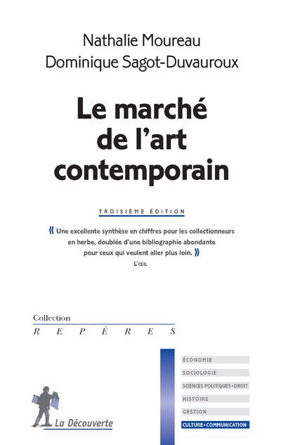 LE MARCHE DE L'ART CONTEMPORAIN