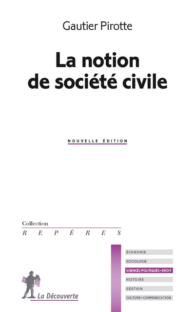 LA NOTION DE SOCIETE CIVILE