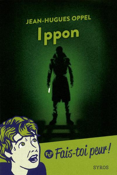 IPPON - FAIS-TOI PEUR ! SOURIS NOIRE