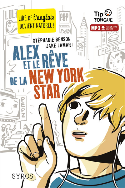 ALEX ET LE REVE DE LA NEW YORK STAR