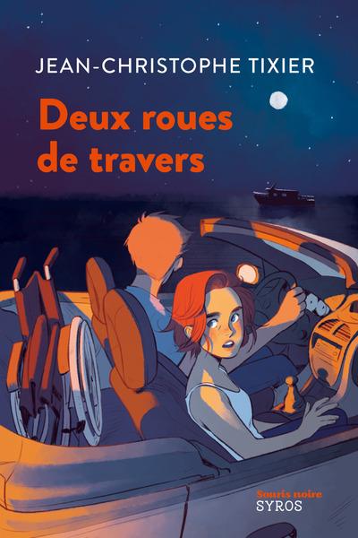 DEUX ROUES DE TRAVERS