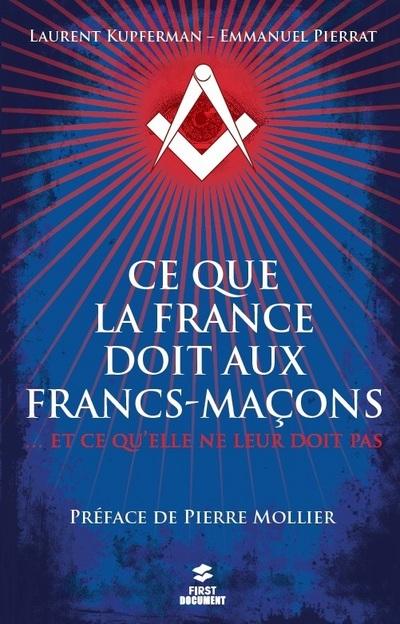 CE QUE LA FRANCE DOIT AUX FRANCS-MACONS