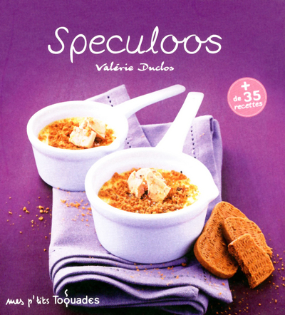 MES P'TITS TOQUADES - SPECULOOS