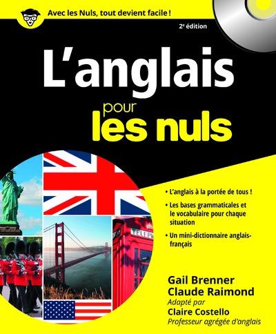 ANGLAIS POUR LES NULS, 2ED