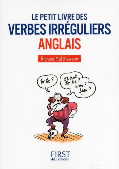 PETIT LIVRE DE - LES VERBES IRREGULIERS ANGLAIS