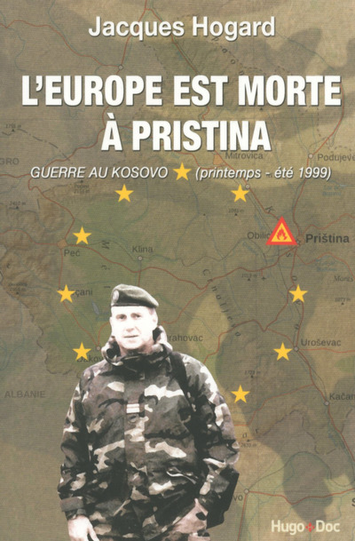 L'EUROPE EST MORTE A PRISTINA