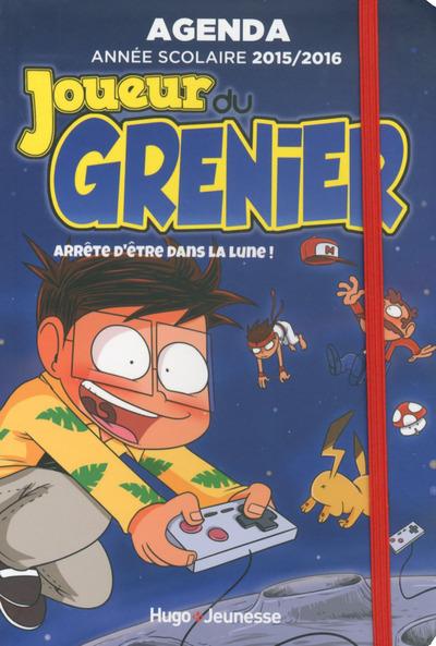 ANNEE SCOLAIRE 2015-2016 JOUEUR DU GRENIER - AGENDA