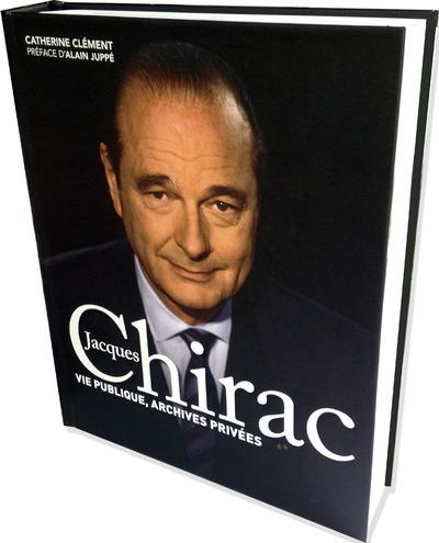 JACQUES CHIRAC VIE PUBLIQUE, ARCHIVES PRIVEES