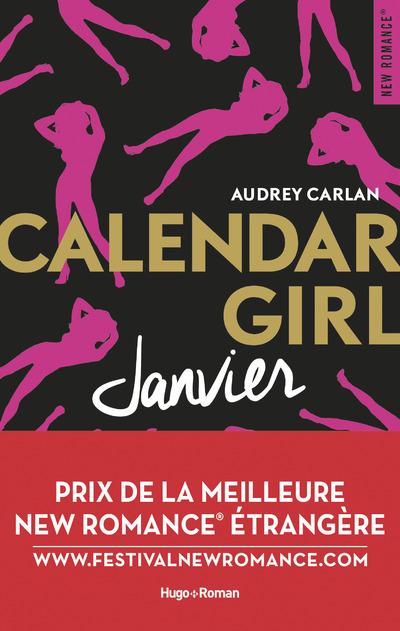 CALENDAR GIRL - JANVIER PRIX DE LA MEILLEURE NEW ROMANCE ETRANGERE