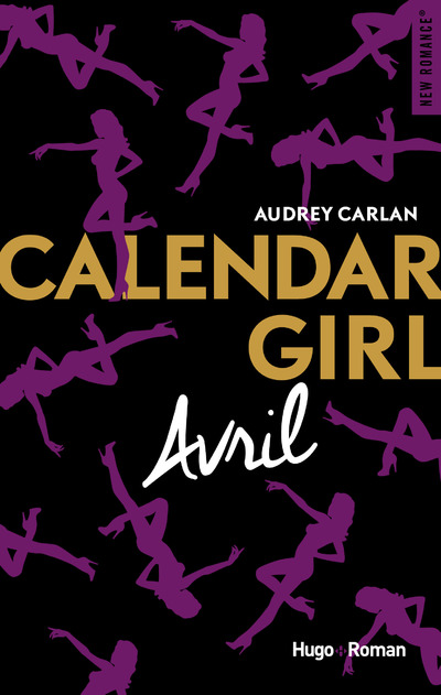 CALENDAR GIRL - AVRIL
