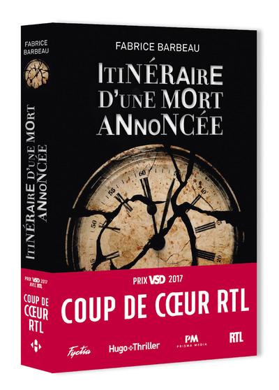 ITINERAIRE D'UNE MORT ANNONCEE - COUP DE COEUR RTL