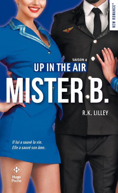 UP IN THE AIR SAISON 4 MISTER B