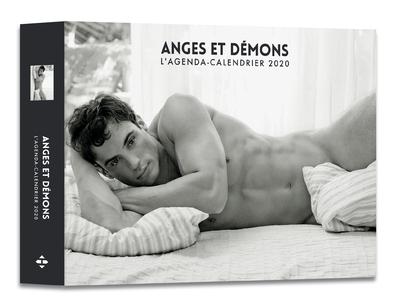 L'AGENDA-CALENDRIER ANGES OU DEMONS 2020