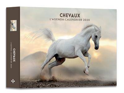 L'AGENDA-CALENDRIER CHEVAUX 2020