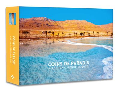 L'AGENDA-CALENDRIER COINS DE PARADIS 2020