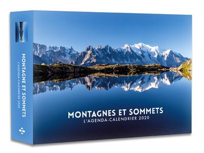 L'AGENDA-CALENDRIER MONTAGNES ET SOMMETS 2020
