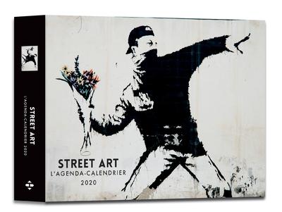L'AGENDA-CALENDRIER STREET ART 2020