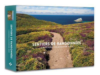 L'AGENDA-CALENDRIER SENTIERS DE RANDONNEES 2020