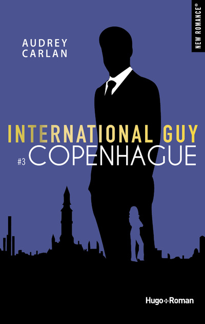 INTERNATIONAL GUY - TOME 3 COPENHAGUE