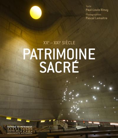 PATRIMOINE SACRÉ XXE-XXIE SIÈCLES