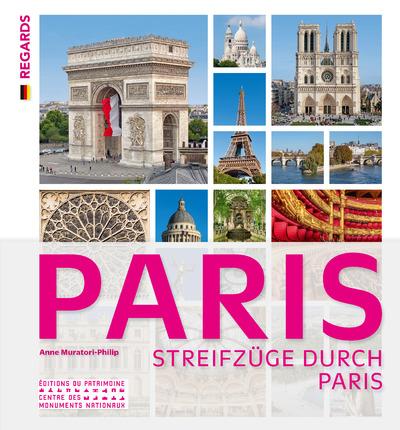 PARIS TOUJOURS -ALLEMAND-