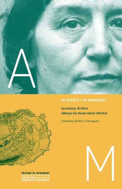 L'OURAGANE - GERMAINE RICHIER / ABBAYE DU MONT-SAINT-MICHEL