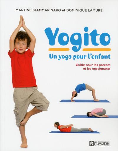 YOGITO - UN YOGA POUR L'ENFANT