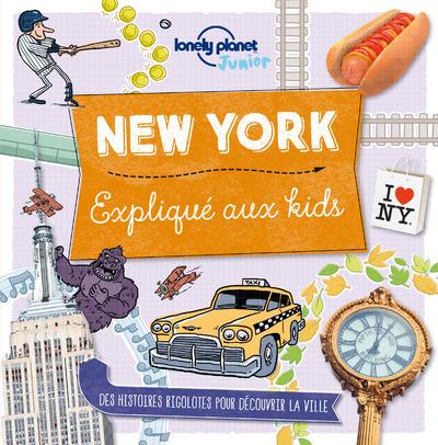 NEW-YORK EXPLIQUE AUX KIDS