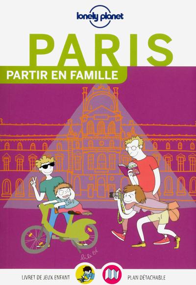 PARIS PARTIR EN FAMILLE 2ED
