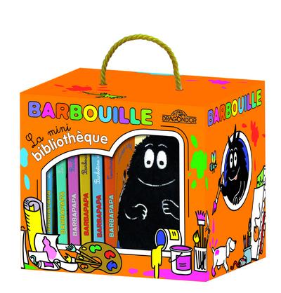LA MINI BIBLIOTHEQUE DE BARBOUILLE