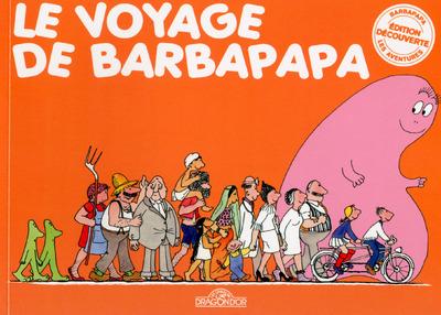LE VOYAGE DE BARBAPAPA - MINI 45 ANS