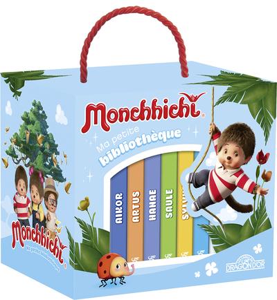 MONCHHICHI - MA PETITE BIBLIOTHEQUE