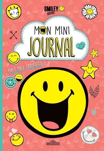 SMILEY - MON MINI-JOURNAL (CORAIL)