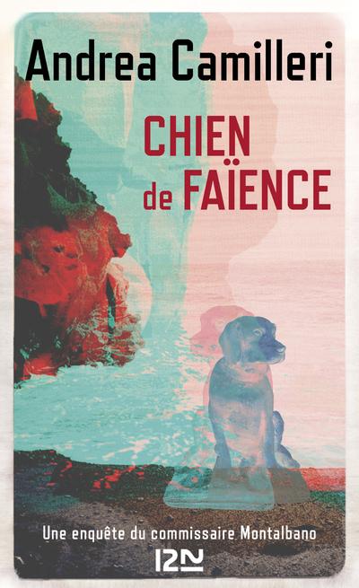 CHIEN DE FAIENCE