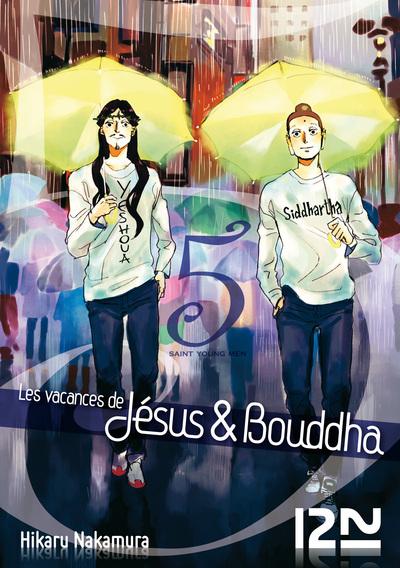 LES VACANCES DE JESUS & BOUDDHA - TOME 5