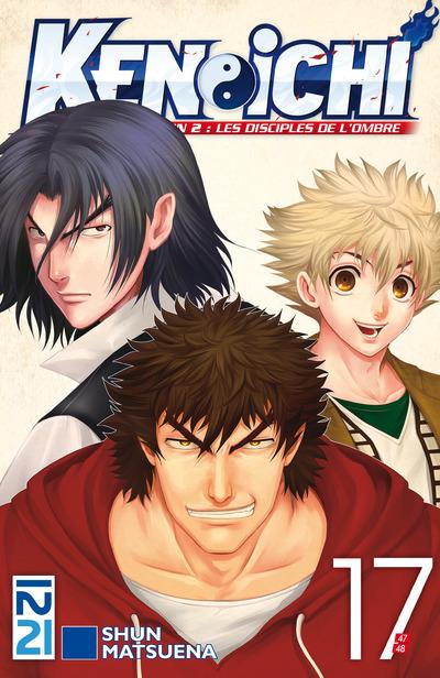 KEN-ICHI SAISON 2 - TOME 17
