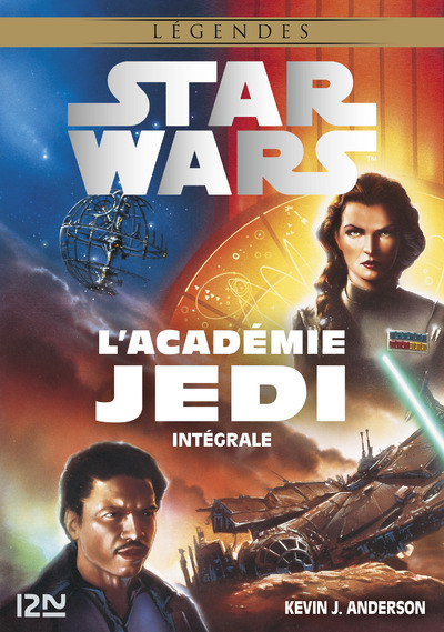 STAR WARS - L'ACADEMIE JEDI - INTEGRALE
