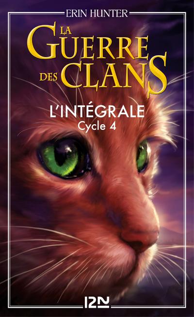 LA GUERRE DES CLANS - CYCLE 4 - L'INTEGRALE