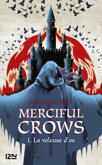 MERCIFUL CROWS - TOME 1 LA VOLEUSE D'OS