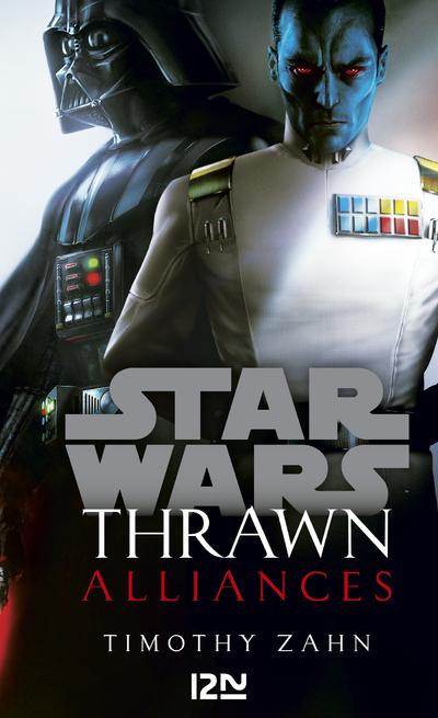 STAR WARS - NUMERO 168 THRAWN ALLIANCES