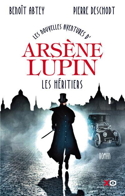 LES NOUVELLES AVENTURES D'ARSENE LUPIN - LES HERITIERS