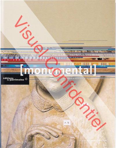 """MONUMENTAL ANNUEL 2000. DOSSIER """"NOTRE-DAME DE PARIS"""""""