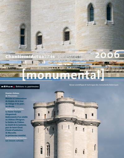 MONUMENTAL 2006 1ER SEMESTRE. DOSSIER VINCENNES
