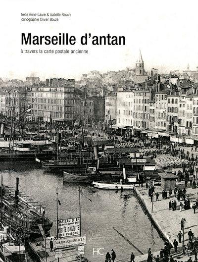 MARSEILLE D'ANTAN