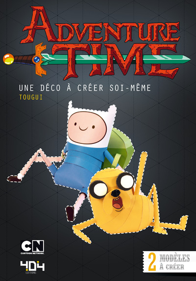ADVENTURE TIME - UNE DECO A CREER SOI-MEME