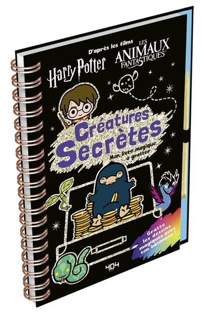 HARRY POTTER - CREATURES SECRETES