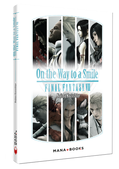 FINAL FANTASY VII - ON THE WAY TO A SMILE (POCHE)