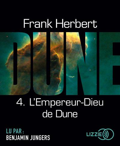 DUNE - TOME 4 L'EMPEREUR-DIEU DE DUNE
