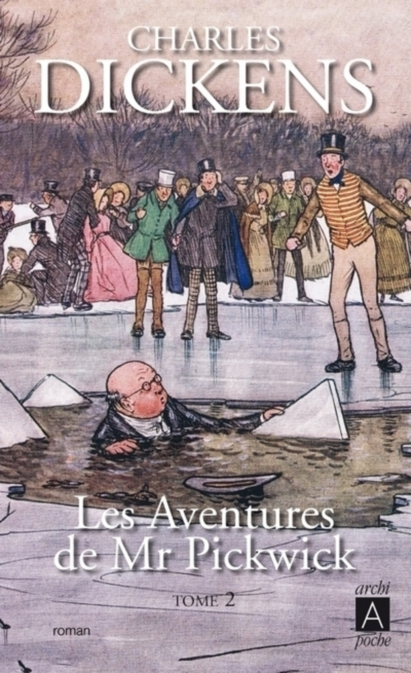 Les aventures de Mr Pickwick tome 2